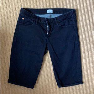 Hudson women's Bermuda shorts size 29